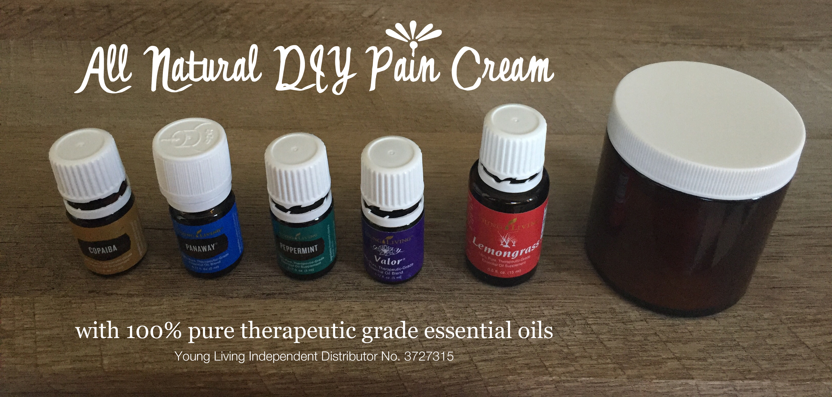 All Natural DIY Pain Cream Recipe – Katie Rau